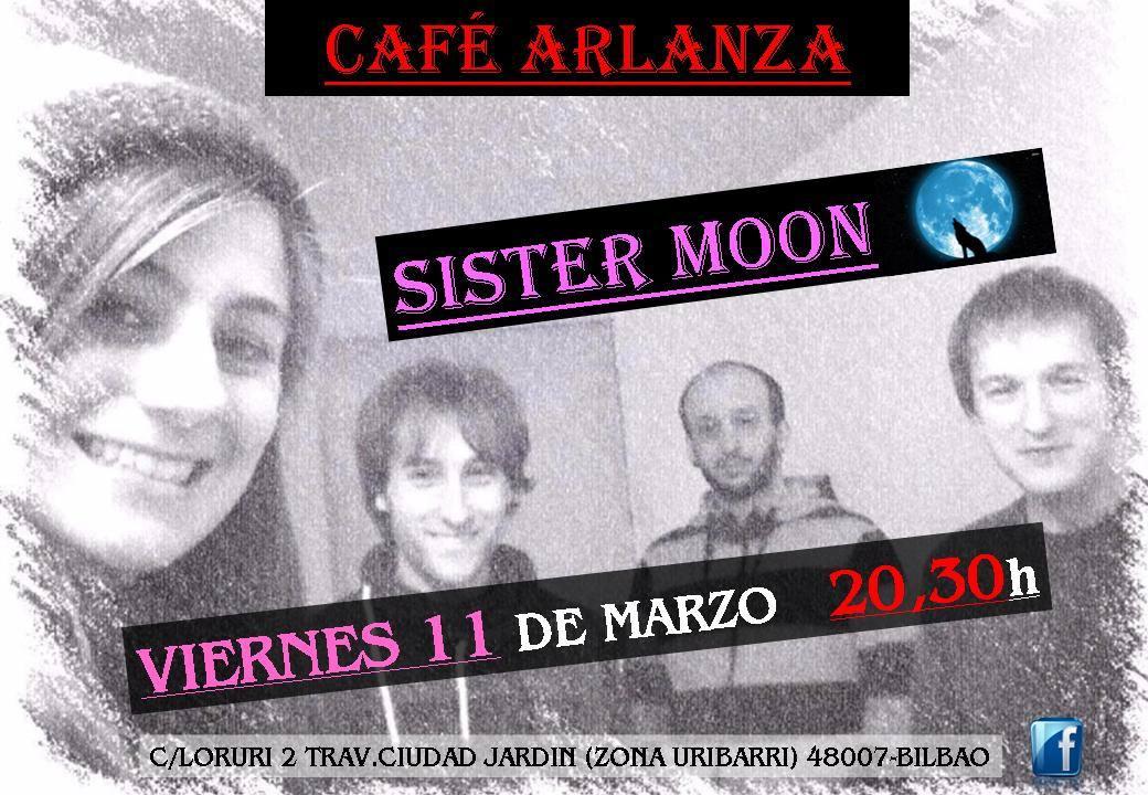 Sister moon Arlanza